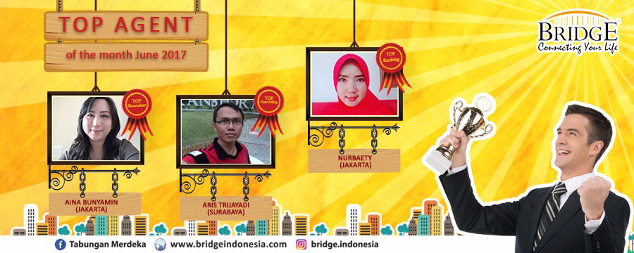 asuransi jiwa - bridge indonesia - top agent