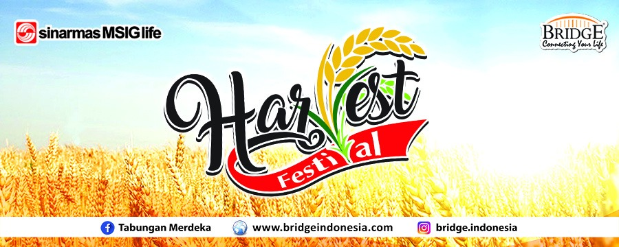 asuransi jiwa - bridge indonesia - harvest