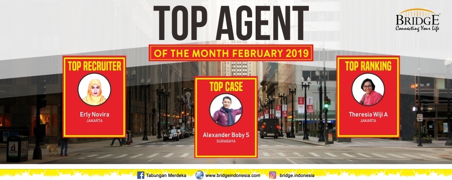 Top Agent Desember 2018